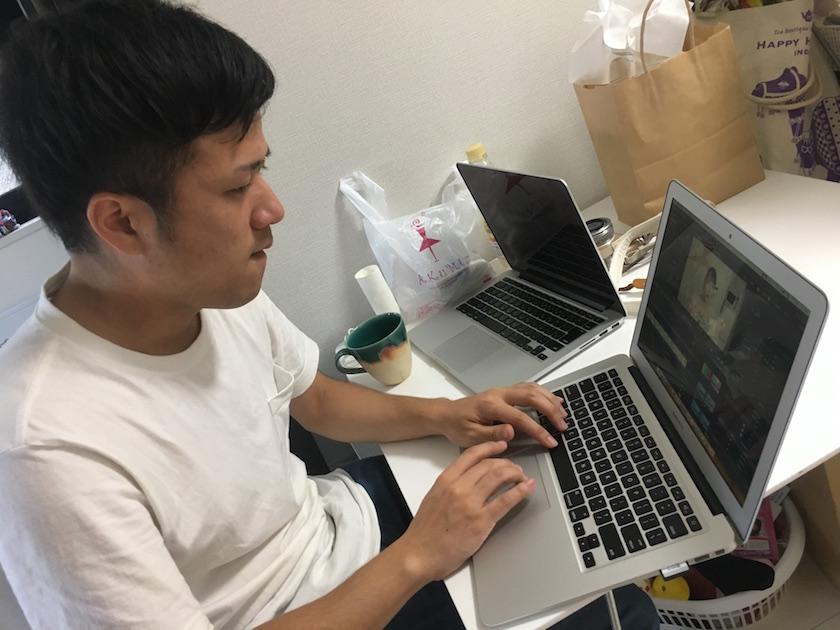 別人制度レポート/意外と大変!?YouTuberの一日。