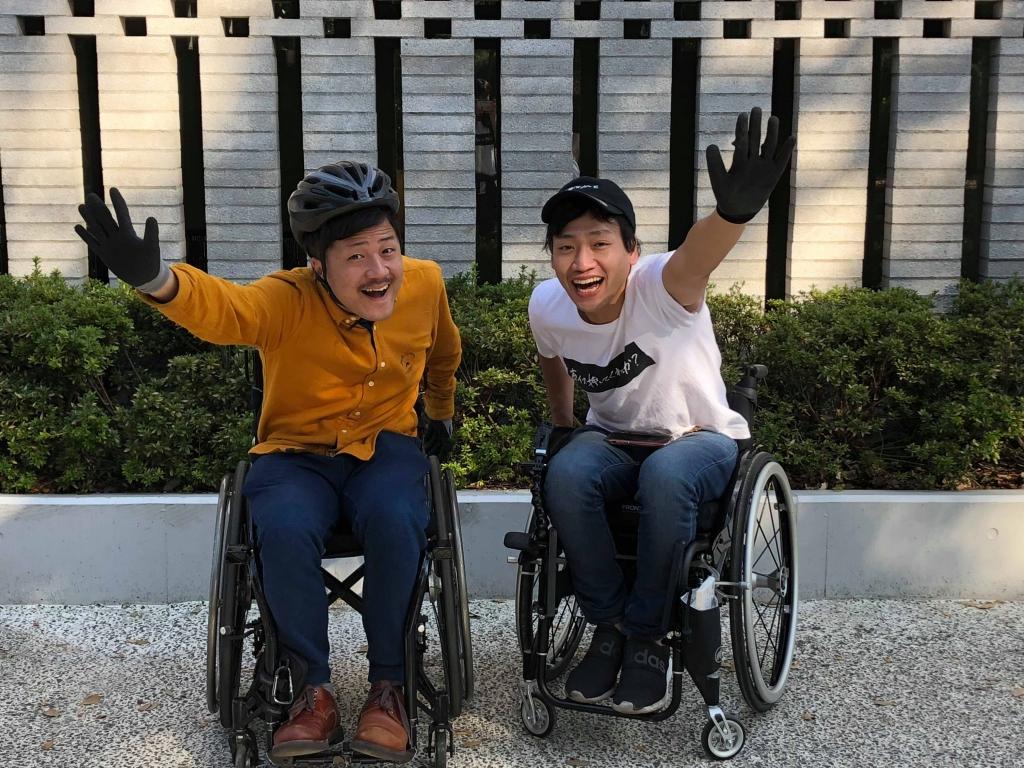 別人制度レポート/車椅子
