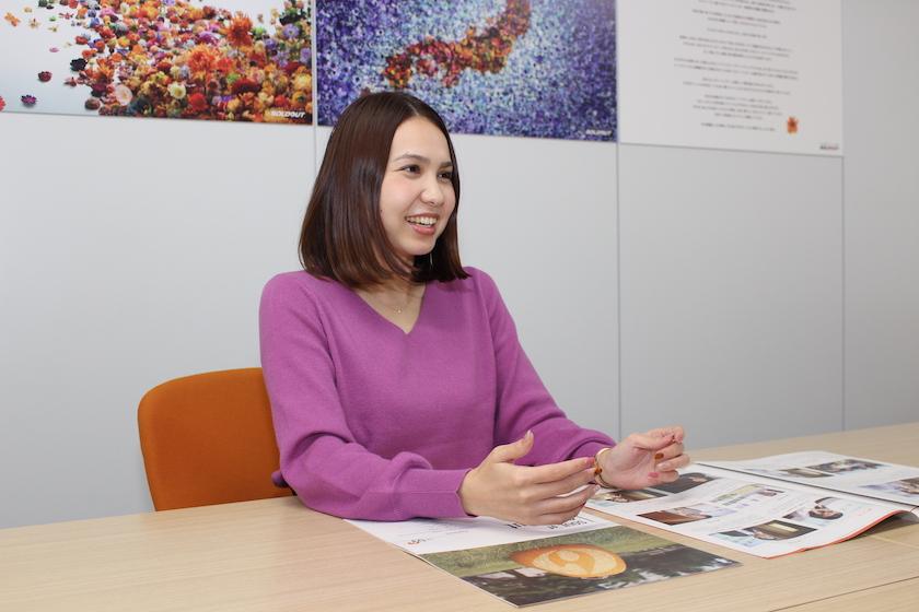 畠中 奈津美(はたなか なつみ) ソウルドアウト株式会社 社長室 広報