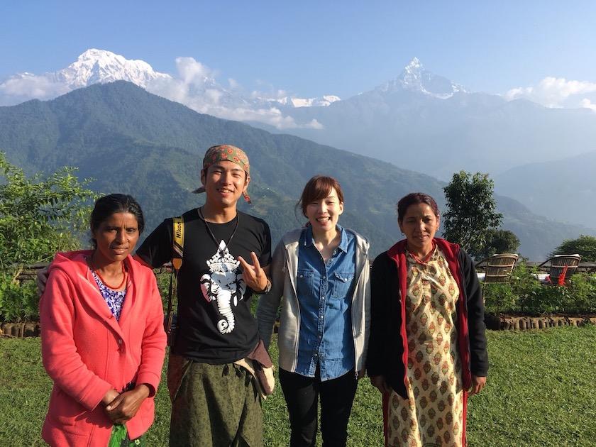 2018/10/6~20 別人制度レポート ネパール
